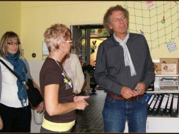 Návštěva pedagogů z členských zemí EU